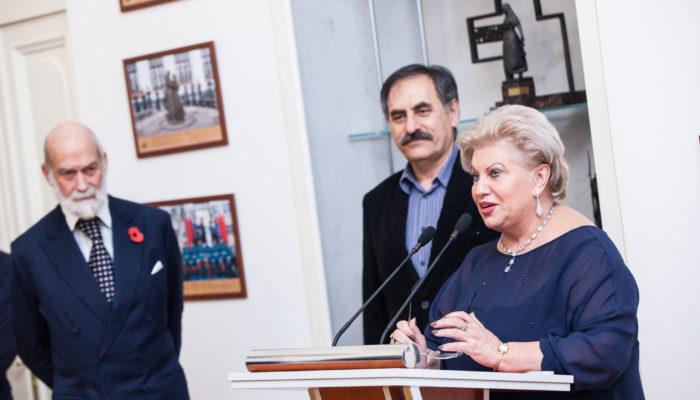 Торжественный запуск благотворительного проекта «Страховая защита мигрантов»